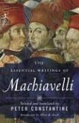 Cover of: The Essential Writings of Machiavelli