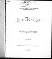 Cover of: Our norland