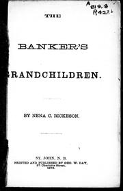 Cover of: The banker