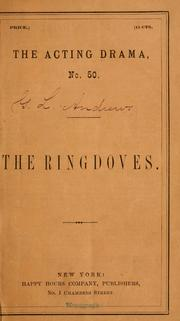 Cover of: The ringdoves