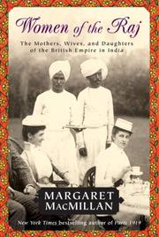 Cover of: Women of the Raj