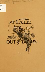 Cover of: tale of the out of doors. | James Newton Kimball