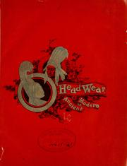 Cover of: short treatise on head wear, ancient and modern | Goater, Anne C. Mrs