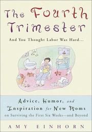 Cover of: The Fourth Trimester | Amy Einhorn