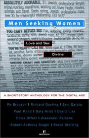 Cover of: Men Seeking Women: Love and Sex On-line