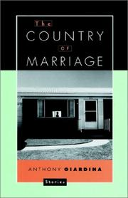 Cover of: Country of a Marriage
