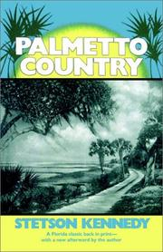 Cover of: Palmetto country