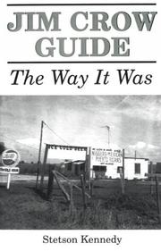 Cover of: Jim Crow guide