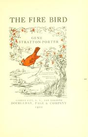 Cover of: The fire bird