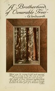 Cover of: California redwood natures lumber masterpiece. | California redwood association, San Francisco