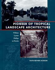 Cover of: Pioneer of tropical landscape architecture