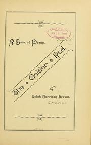 Cover of: A book of poems