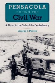 Cover of: Pensacola during the Civil War