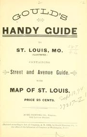 Cover of: Gould