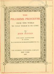 Cover of: pilgrim