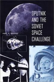 Cover of: Sputnik and the Soviet Space Challenge | Asif A. Siddiqi