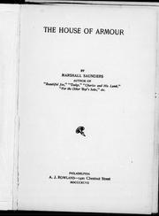 Cover of: The house of Armour