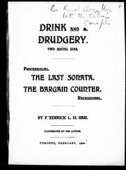 Cover of: Drinks and drudgery |