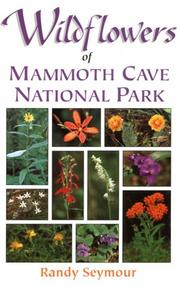 Cover of: Wildflowers of Mammoth Cave National Park