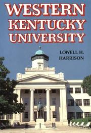 Cover of: Western Kentucky University