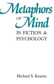 Cover of: Metaphors of mind in fiction and psychology
