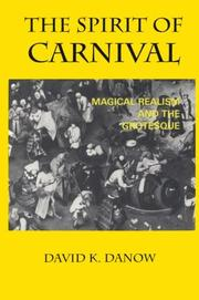The spirit of carnival by David K. Danow