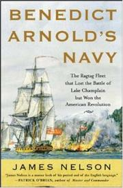 Cover of: Benedict Arnold's Navy