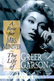 Cover of: A Rose for Mrs. Miniver | Michael Troyan