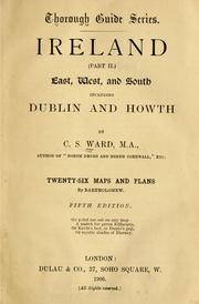 Cover of: Ireland (part II) by Charles Slegg Ward