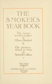 Cover of: smoker