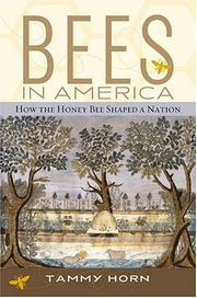 Cover of: Bees In America | Tammy Horn