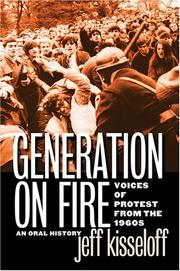 Cover of: Generation on fire