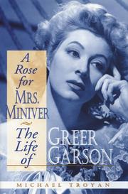 Cover of: A Rose for Mrs Miniver | Michael Troyan
