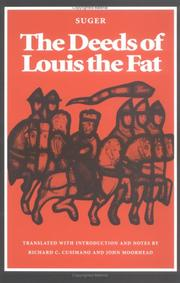 Cover of: The deeds of Louis the Fat