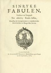 Cover of: Sinryke fabulen