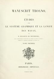 Manuscrit Troano
