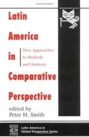 Cover of: Latin Amer in Compar Pers PB (Latin America in Global Perspective)