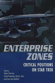 Cover of: Enterprise Zones |