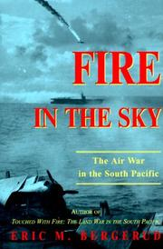 Cover of: Fire in the Sky