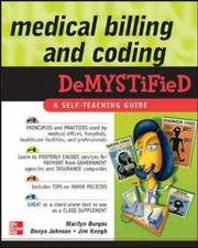 Cover of: Medical Billing & Coding Demystified | Marilyn Burgos