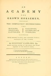 An academy for grown horsemen by Henry William Bunbury