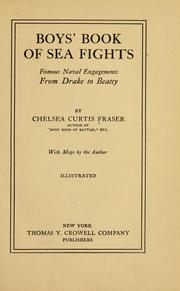 Cover of: Boys' book of sea fights