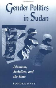 Cover of: Gender Politics in Sudan | Sondra Hale