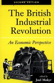 Cover of: The British industrial revolution