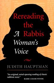 Cover of: Rereading the Rabbis | Judith Hauptman