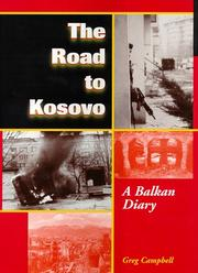 Cover of: The road to Kosovo
