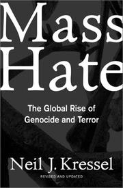 Cover of: Mass hate