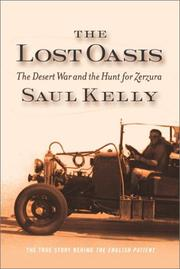 Cover of: The Lost Oasis