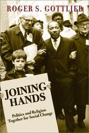 Cover of: Joining Hands | Roger S. Gottlieb