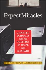 Cover of: Expect miracles